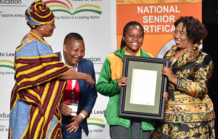 Nearly 800 000 learners sat for the national senior certificate in 2019.