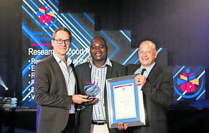The TUT Academic Excellence Awards was held under the them of the fourth industrial revolution
