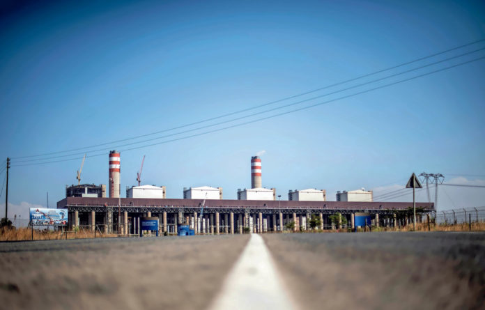 Twin trouble: Two coal-fired power plants