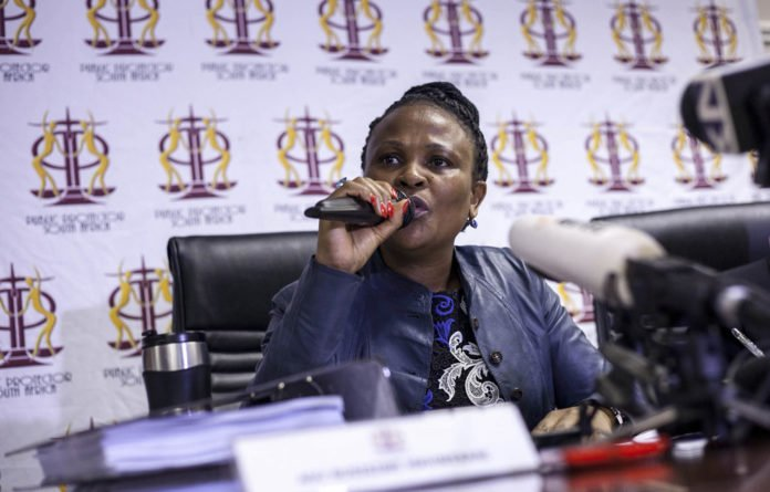 In yet another court case against Busisiwe Mkhwebane