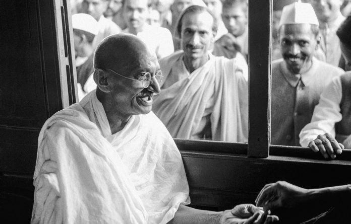 Repudiated: Gandhi