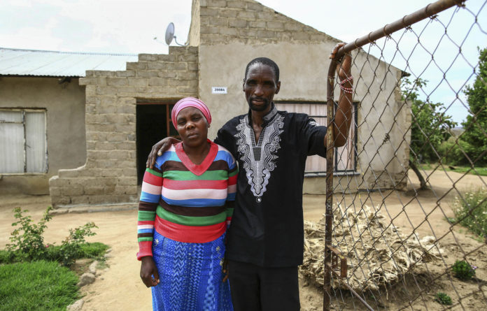 Rosina and Maloti Komape are hoping the appeal court will grant them damages for 'grief'