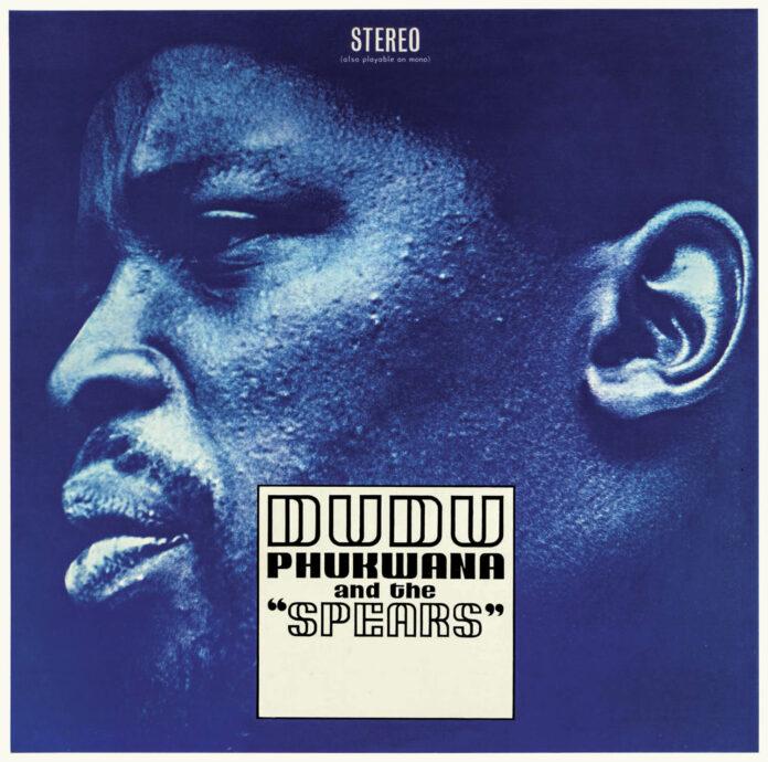 Dudu Pukwana vinyl Cover