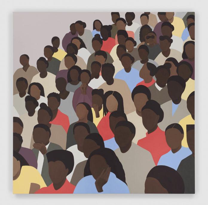 Audience by Thenjiwe Nkosi