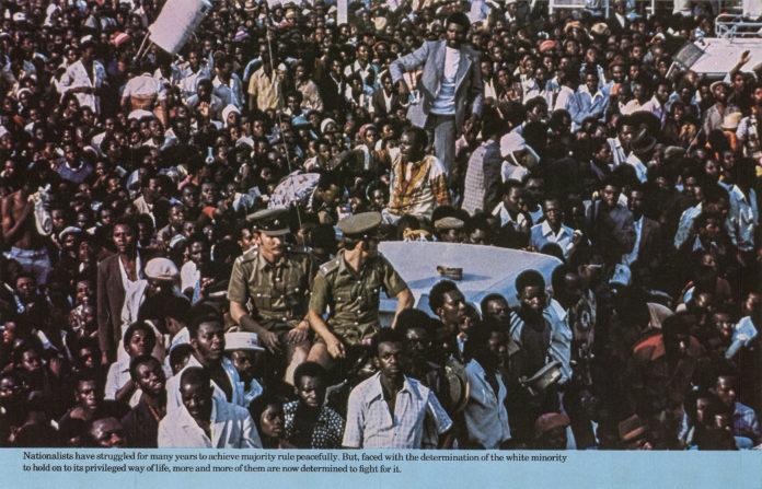 Zimbabwe armed struggle
