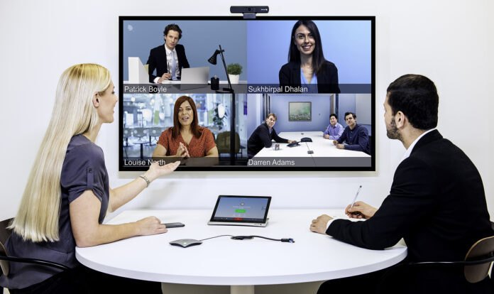 Remote meetings can be held without any problems during lockdown with the Starleaf application