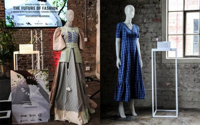 The Fashion Revolution exhibition