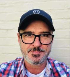 Webinar Moderator James Lennox