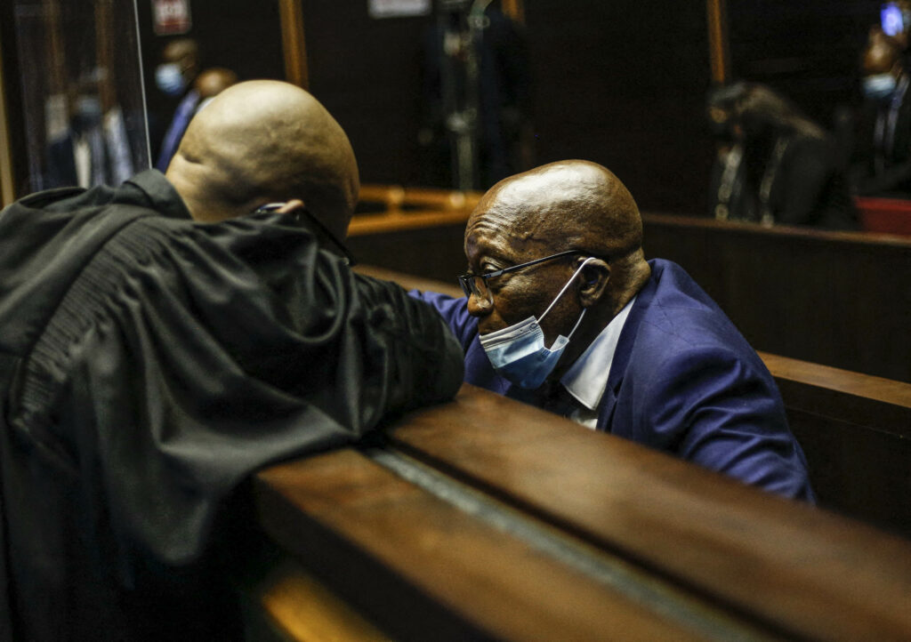 Zuma's health not relevant, says his lawyer