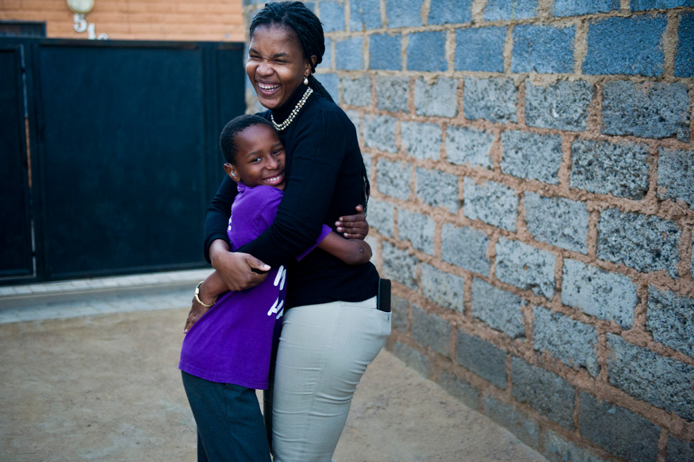 Deaf story Amy Green Milicent and Tumisho Delwyn Verasamy