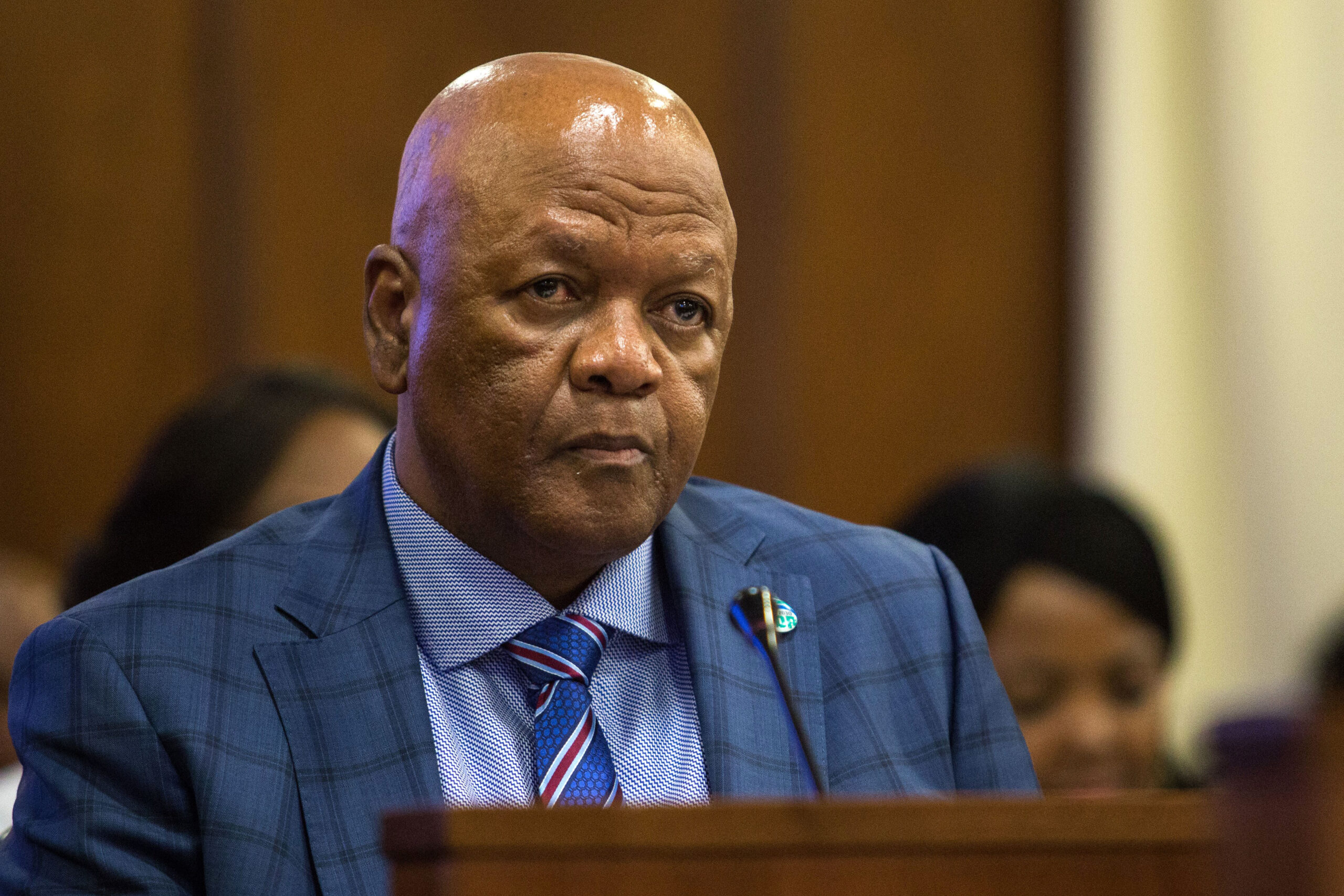 Jeff Radebe said despite the fact that agreements were signed under the tenure of Mahlobo, these agreements could not be followed if invalidated by courts