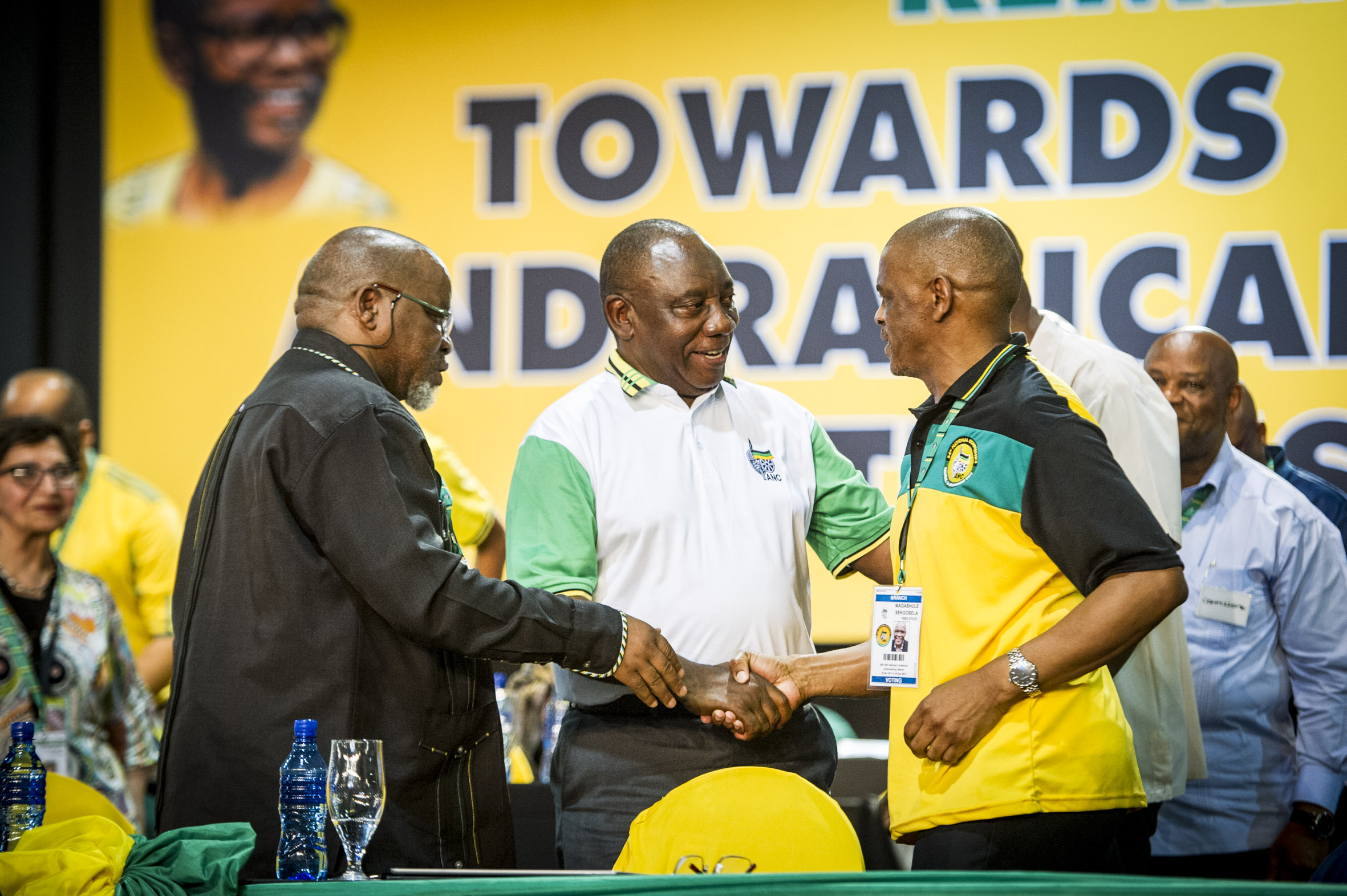 The ANC has moral decay on its plate, and the garnish is bitter