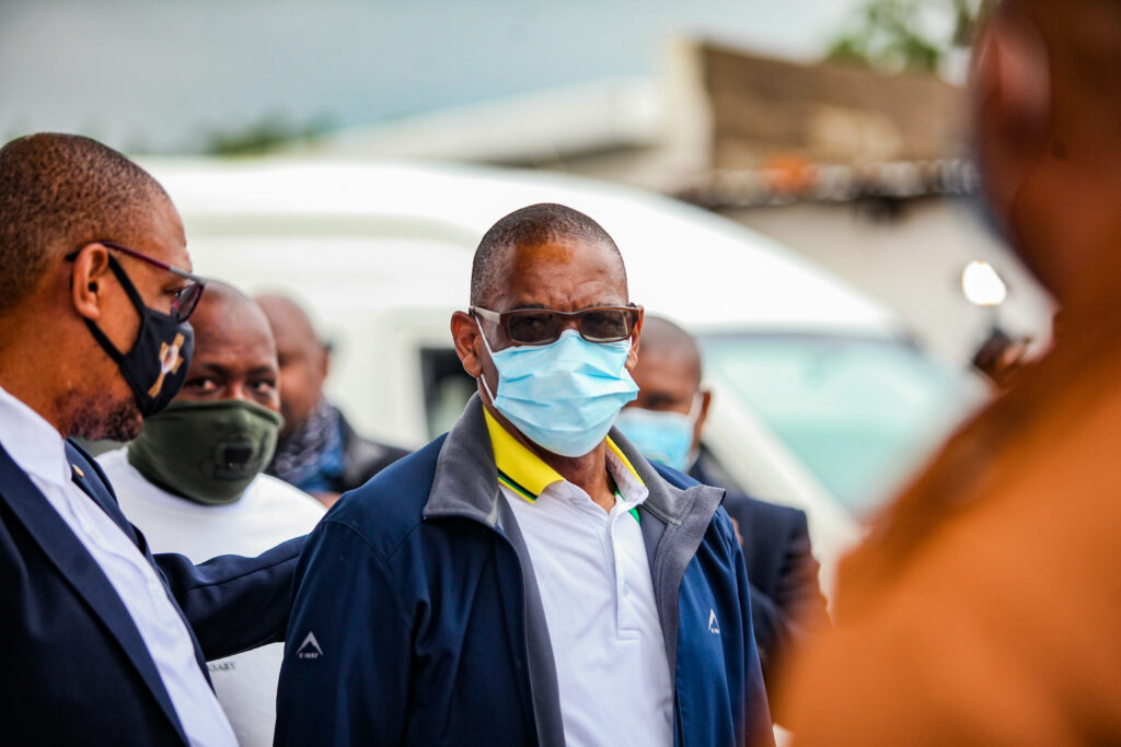 ANC confirms it will oppose Magashule's court application