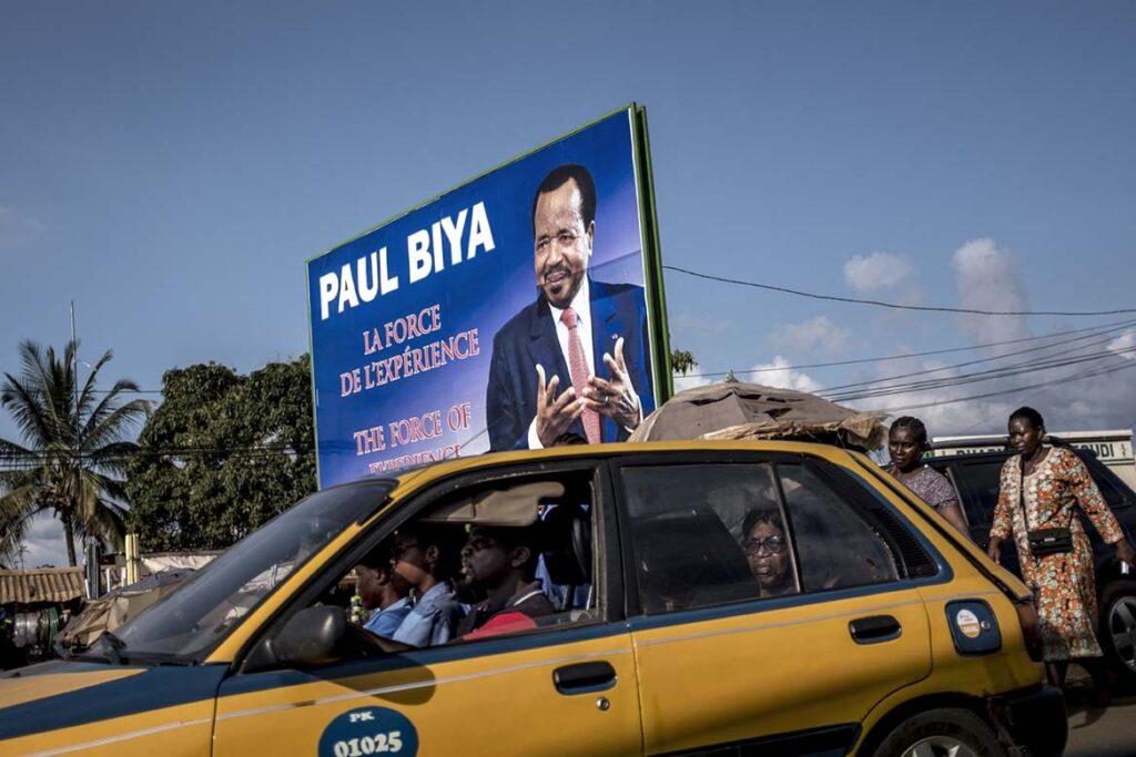 Cameroon's democratic repositioning: Is the republic now a de facto monarchy?