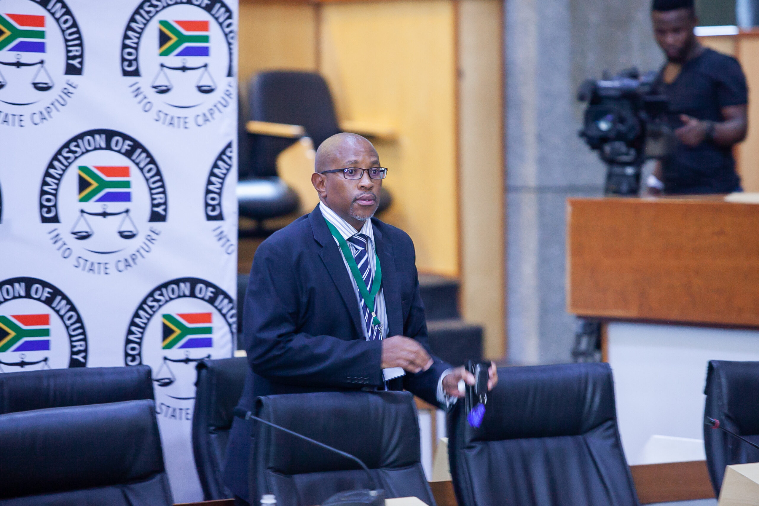 Montana lied about former tender committee chair's role in Swifambo locomotive deal, Zondo commission hears