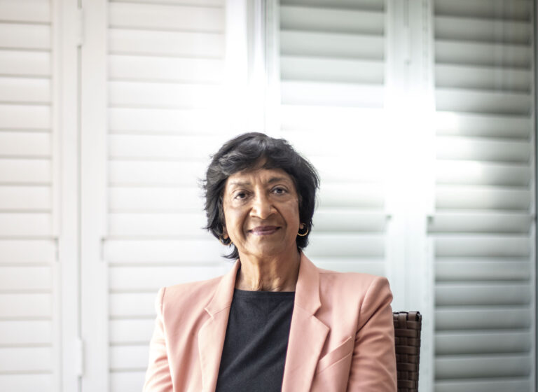 Q&A Sessions: Judge Navi Pillay, a woman of many firsts