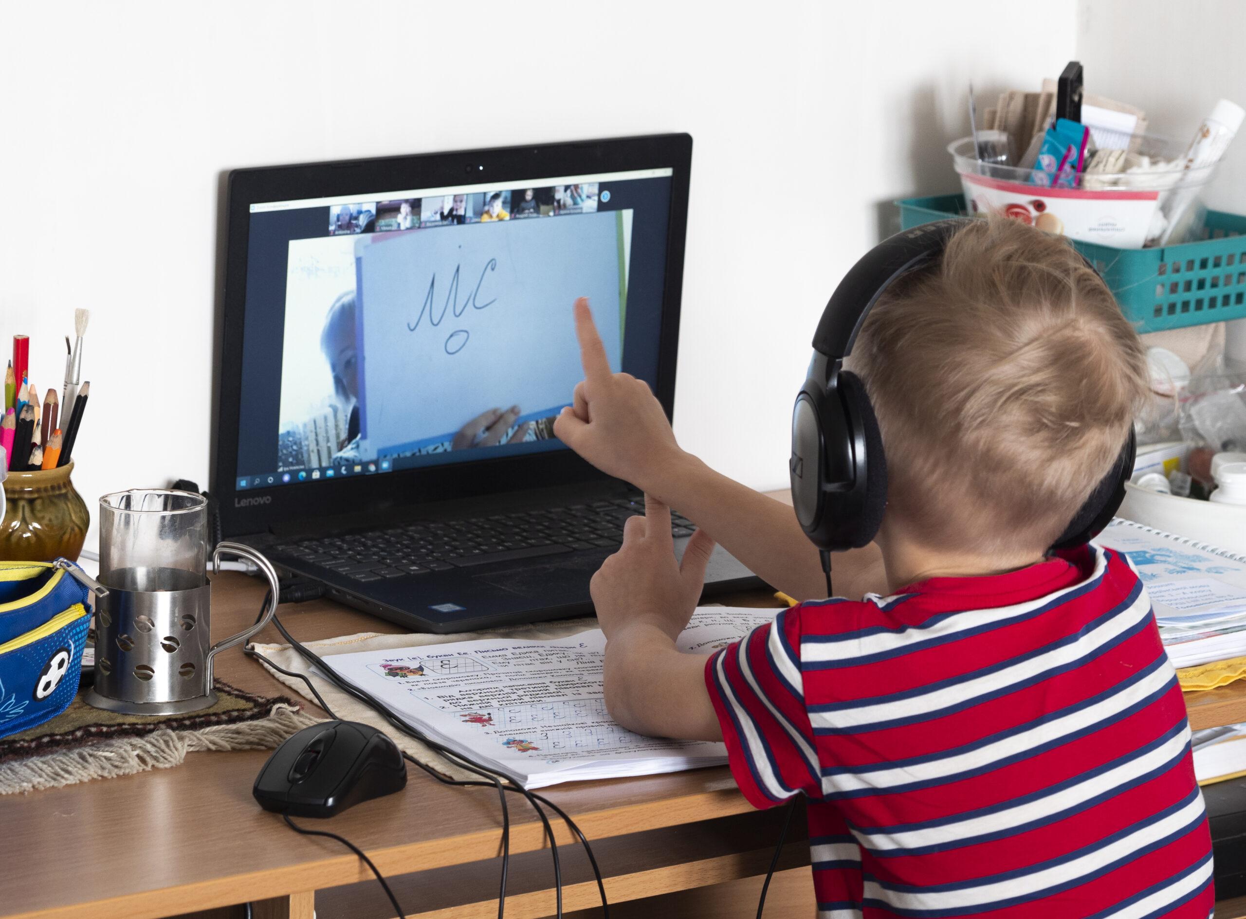 Online learning, a mandatory alternative
