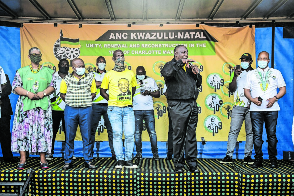 Gumede accepts step-aside rule — and nominations as ANC chairperson