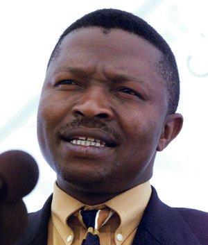 New Mpumalanga ANC chairperson David Mabuza. Photo: Sunday Times