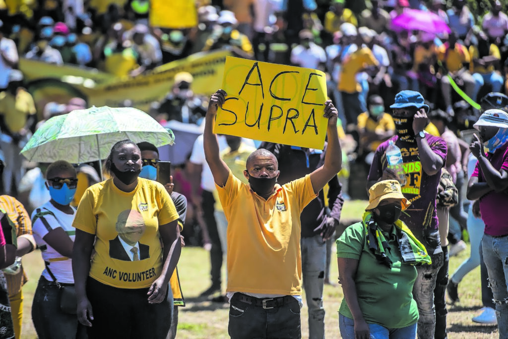 End of Ace machinery in Free State — Dukwana - Mail and Guardian